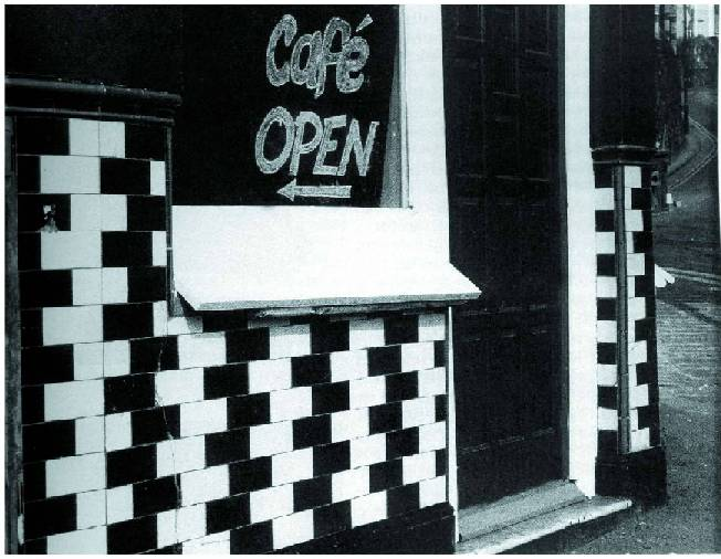 cafe wall illusion original